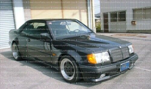 Boot Spoiler for W124 AMG coupe / convertible