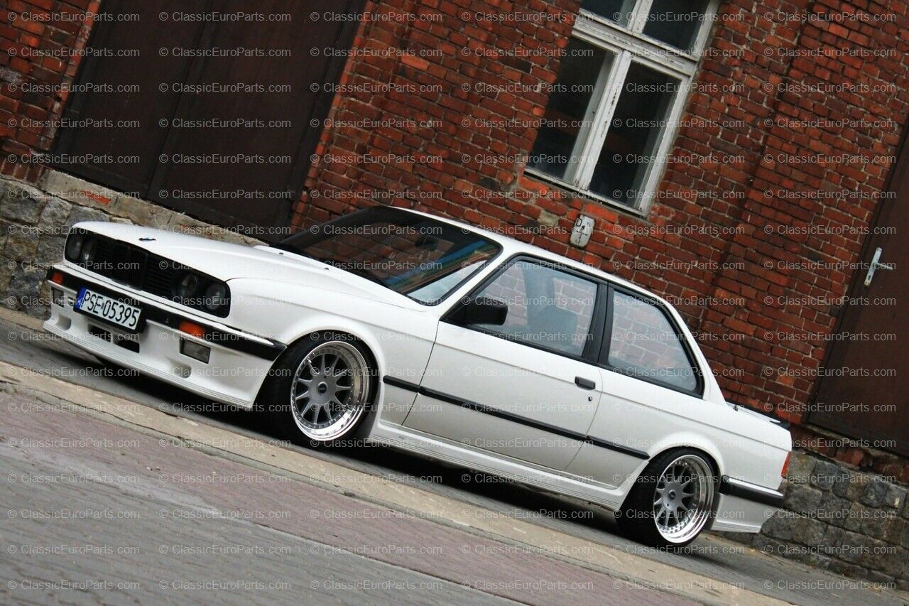 Full Body Kit For E30 Mtech 1 Sedan Coupe Classiceuroparts