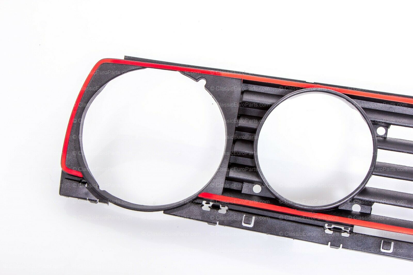 Vw Golf Rabbit Mk2 Euro Gti Quad Headlight Grill Amp Fog