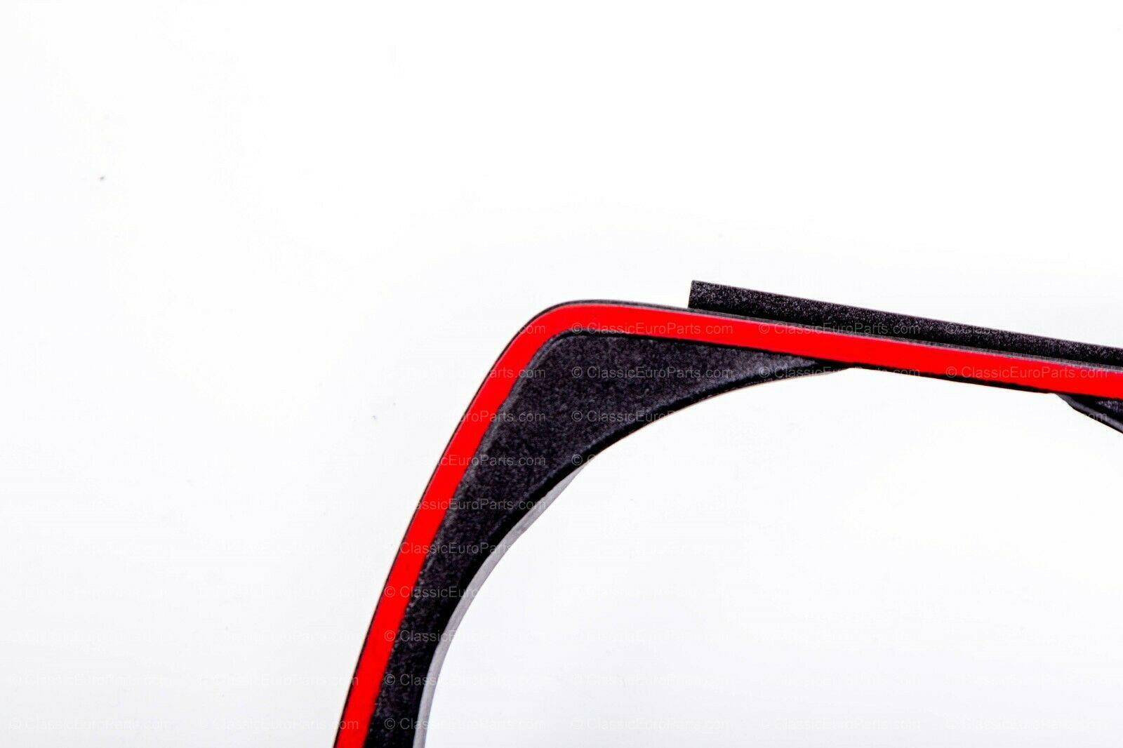 vw golf rabbit mk2 euro gti quad headlight grill fog. Black Bedroom Furniture Sets. Home Design Ideas
