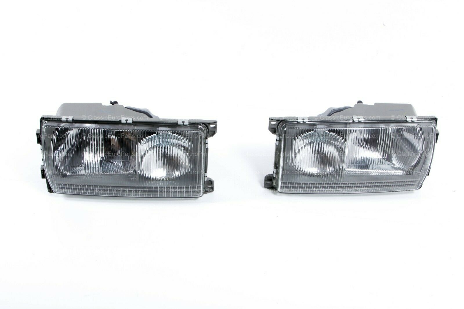 Euro headlights for W123