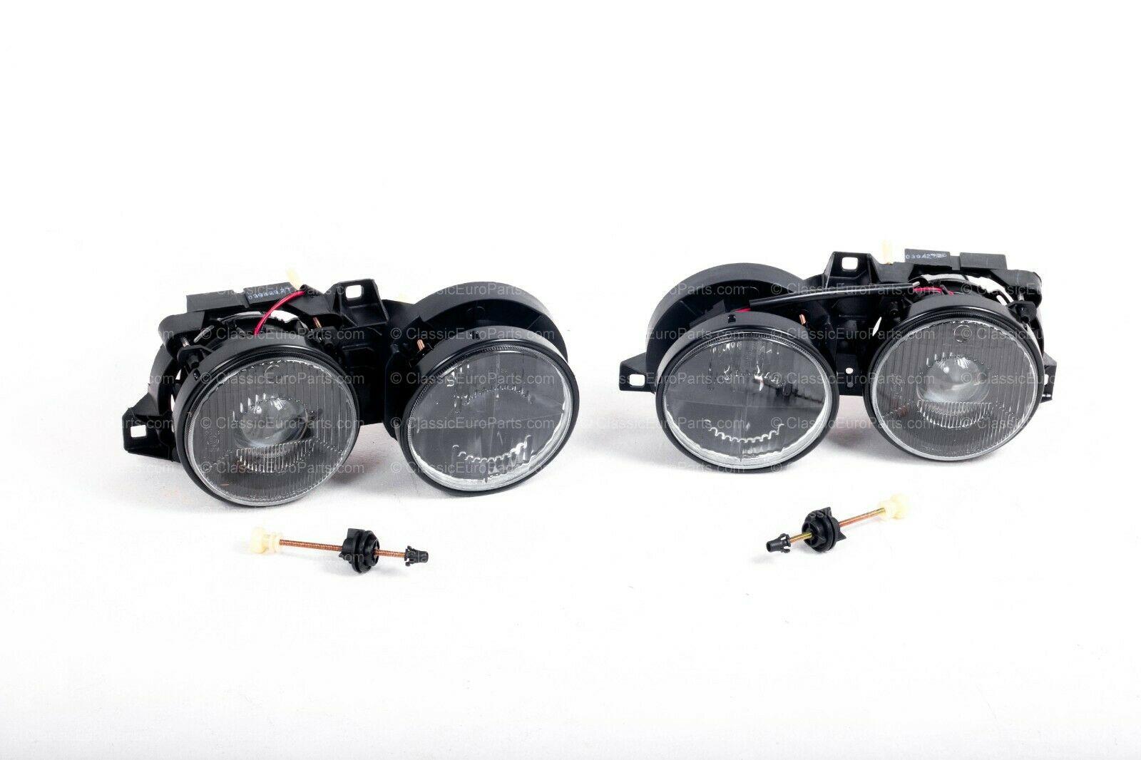 dark euro smiley headlight set for e30 classiceuroparts. Black Bedroom Furniture Sets. Home Design Ideas