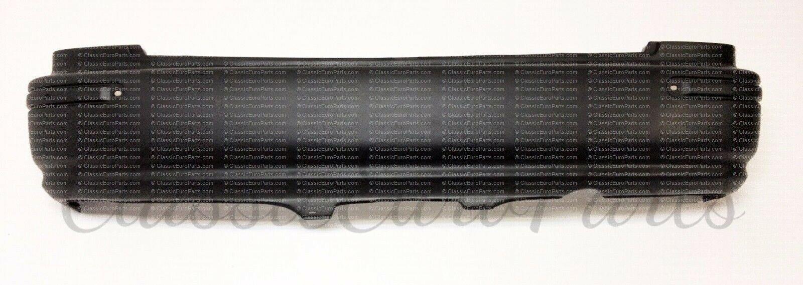 Plastic Bumper Strip F-SERIES 87-91 FRONT BUMPER MOLDING Black