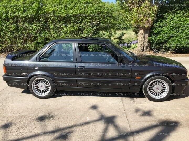 BMW E30 Front M Tech 2 M Technik Style Bumper Spoiler Add On