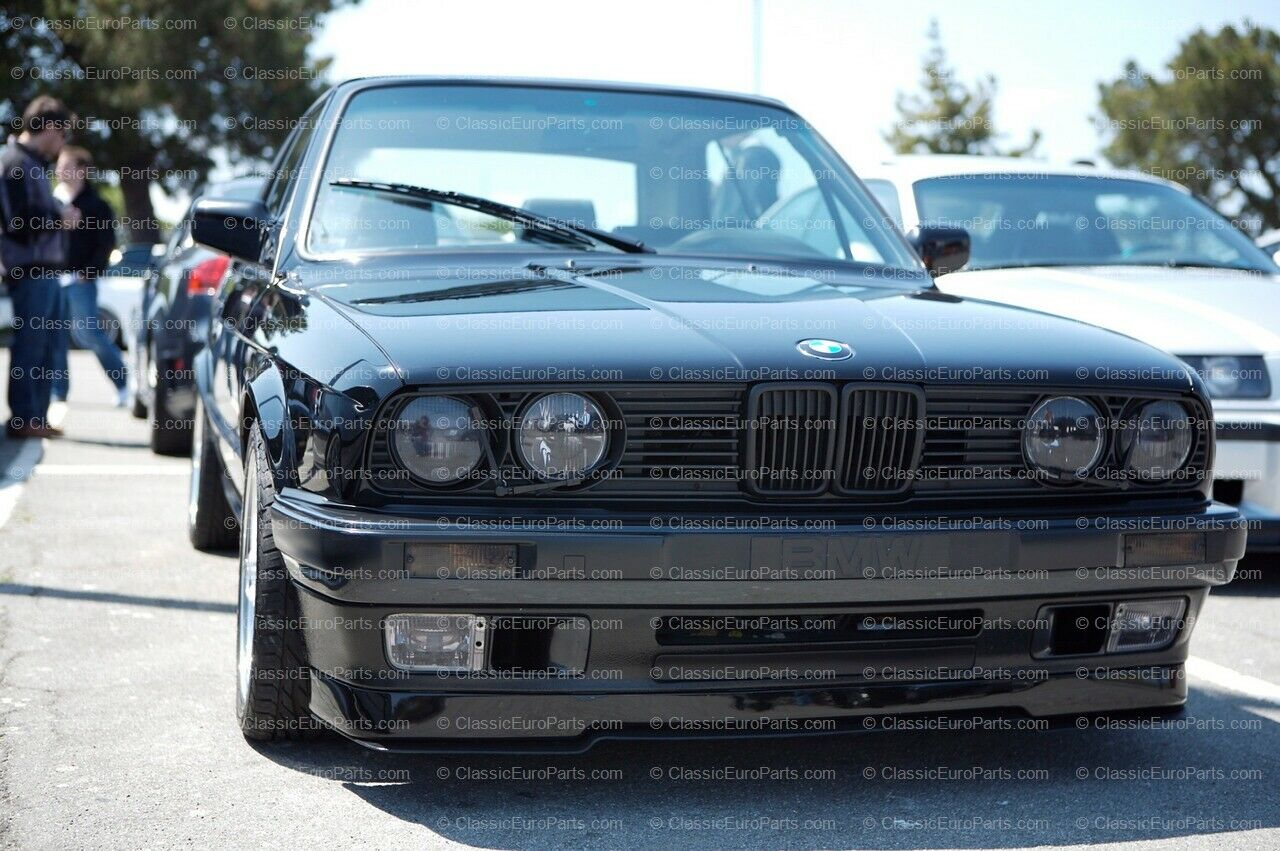 Shadowline Center Kidney Grill For E30 Classiceuroparts