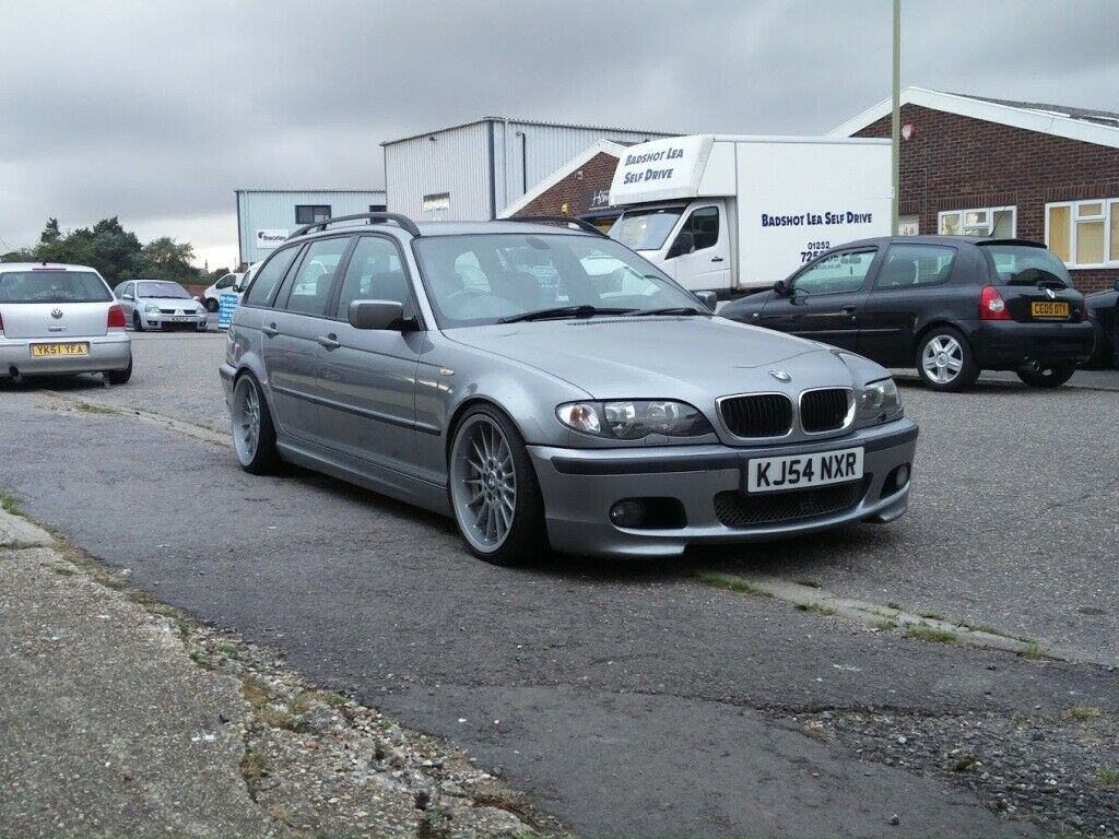Full Body Kit For E46 Sedan Mtech 2 With Pdc Classiceuroparts