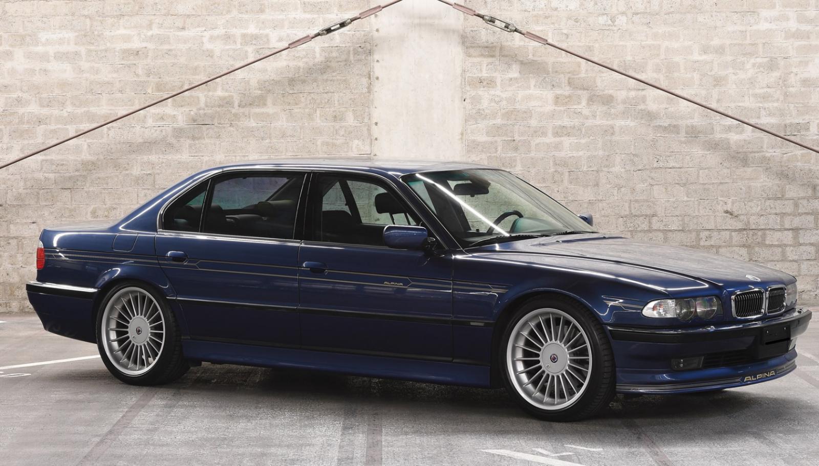 BMW Alpina B6 >> Front spoiler for E38 Alpina – ClassicEuroParts