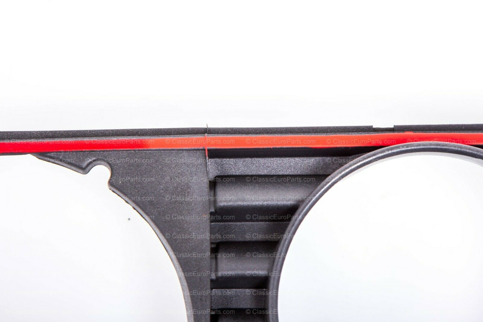 vw golf rabbit mk2 euro gti quad headlight grill. Black Bedroom Furniture Sets. Home Design Ideas